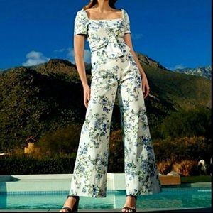 Antonio Melani NWT Grover Floral Print Jumpsuit
